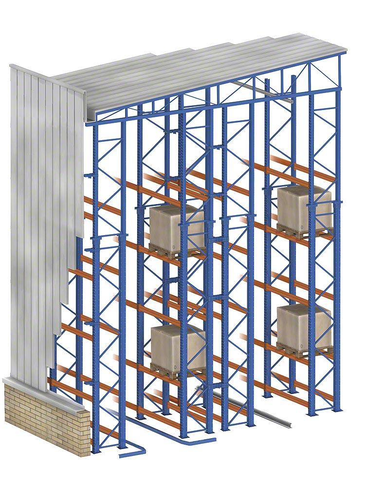 Самоносещи складови системи