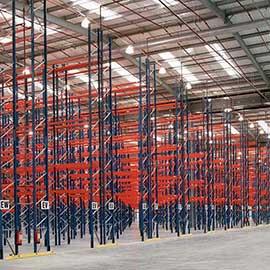 складови палетни стелажи