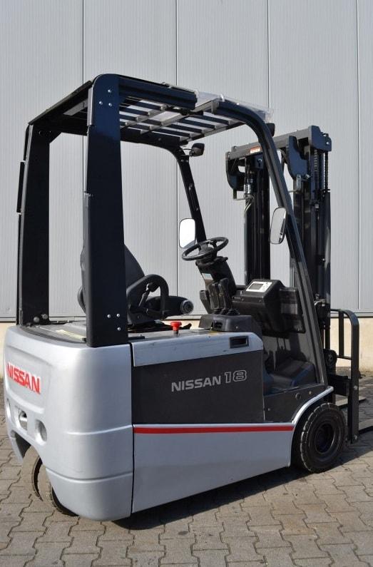 Електрокар Nissan E16C-01_2