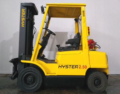 Газов мотокар HYSTER 2.5ХМ