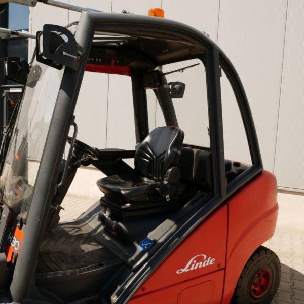 Мотокар Linde H30D (393) 2