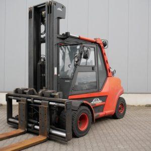 Газокар Linde H80T-900