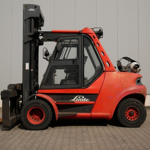 Газокар Linde H80T-900 4