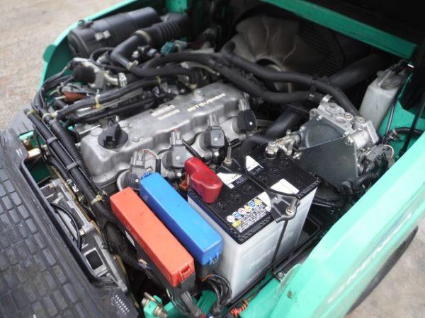 Газокар Mitsubishi FGE15T 6