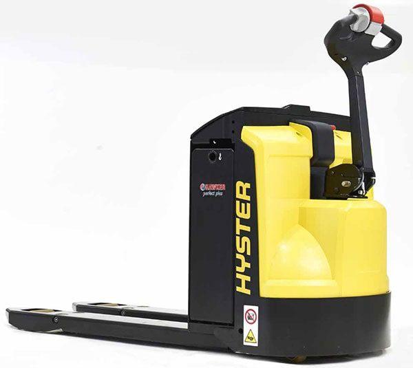 Електрическа палетна количка Hyster Р16