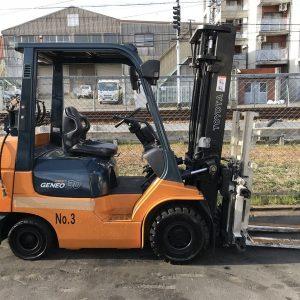 Мотокари Toyota 02-7FGK30