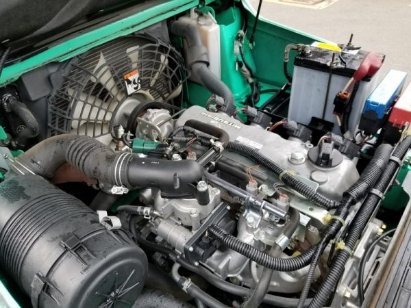 Газокар Mitsubishi FGE15T 10