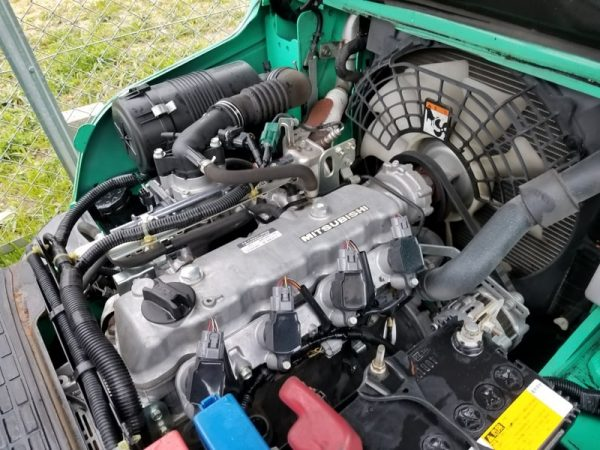 Газокар Mitsubishi FGE15T 9